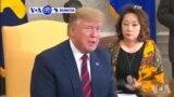 VOA60 DUNIYA: Shugaban Amurka Donald Trump Ya Hau Kujerar Naki Kan Dokar Da Majalisa Ta Amince Da Ita
