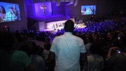Dallas Residents Come Together After Tragedy