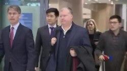 2019-02-05 美國之音視頻新聞: 美國北韓問題特使將前往平壤確定第二次特金會