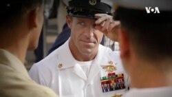 特朗普:不得取消被他寬赦的海軍士官海豹隊員身份