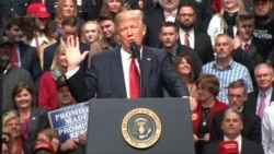 Trump Tells Tennessee Crowd of Court Ruling Against Revised Travel Ban