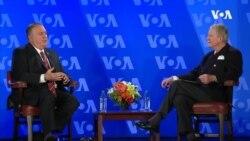 蓬佩奧敦促下屆政府繼續特朗普對華政策