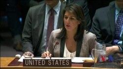 Заява посла США в ООН під час екстреного засідання Ради Безпеки щодо ескалації в Азовському морі. Відео