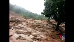 2014-07-30 美國之音視頻新聞: 印度一百多人被泥石流所困
