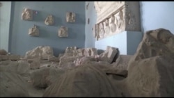 Experts: IS Looting Antiquities on Industrial Scale