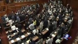 日本国会通过安保法案
