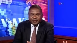 Entrevista ao Presidente de Moçambique, Filipe Nyusi