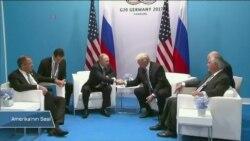 Trump'ın Beyaz Saray'daki İlk Yılına Rusya Konusu Damgasını Vurdu