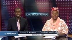 Qubanaha VOa, June 11, 2015