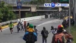 Manchetes Mundo 7 Julho 2017: Polícia anti-choque e manifestantes enfrentam-se na Venezuela