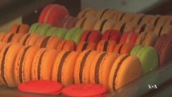 Mumbai Baker Has Success With Macaroons With Indian Twist