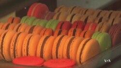 Mumbai Baker Has Success With Macaroons With Indian Twist