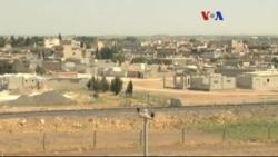 Suriyeli Kürtler Türkiye'ye Sığınıyor