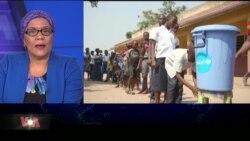 Kinachoendelea huko DRC kuhusu ugonjwa wa Ebola.