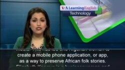 Mobile App Preserves African Folktales