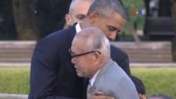 Barack Obama rinde tributo a víctimas de Hiroshima