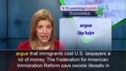 Phát âm chuẩn - Anh ngữ đặc biệt: Illegal Immigrants and Taxes (VOA)