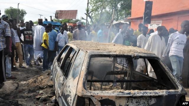 Boko Haram Maiduguri Bombing