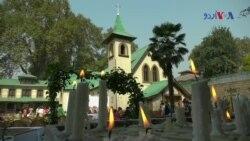 سری نگر: تاریخی گرجا گھر میں مذہبی ہم آہنگی اور رواداری کا مظاہرہ