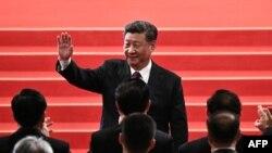 တ႐ုတ္သမၼတ Xi Jinping (ဒီဇင္ဘာ ၂၀၊ ၂၀၁၉)