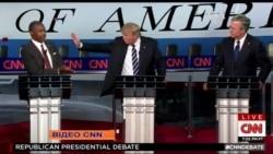 """Про """"управу"""" на Путіна розповіли республіканські кандидати у президенти. Відео"""