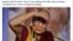 白邦瑞脸书页面截图
