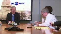 Manchetes Americanas 22 Março 2017: Rex Tillerson falta a reunião da NATO