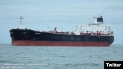 Le Distya Ameya, le bateau transportant le pétrole, est en route vers Malte pour être stoppé.