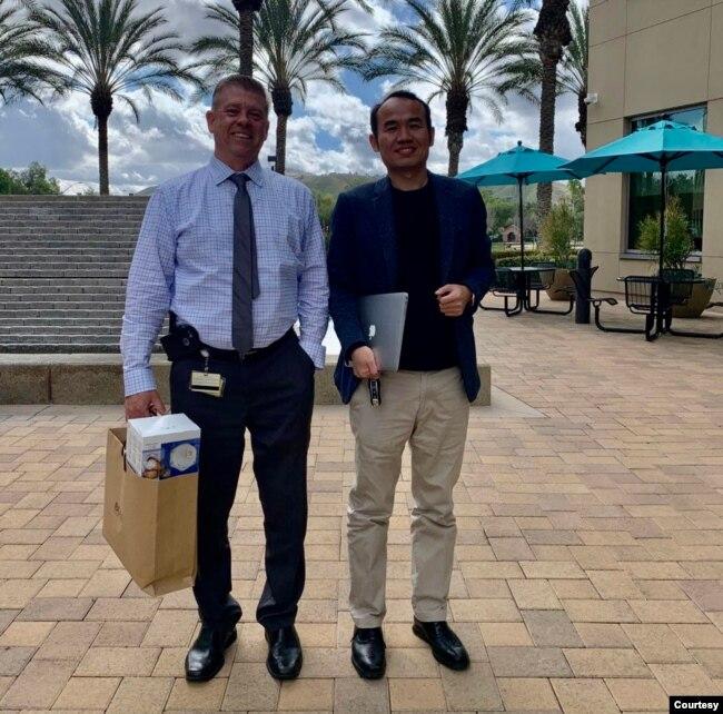 新冠虐美 一名华裔小企业家如何跨洋筹货捐助医院
