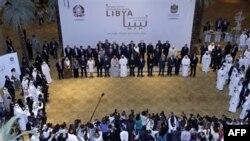 Ngoại trưởng các nước dự hội nghị Nhóm Tiếp xúc Libya lần thứ ba tại Abu Dhabi