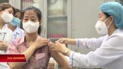 Hà Nội bắt đầu tiêm chủng COVID trên diện rộng