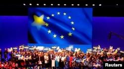 Arhiva - Predizborni skup u Nemačkoj, 27. aprila 2019.