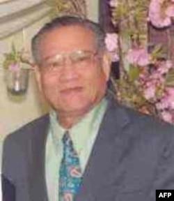 Cựu đại tá quân lực Việt Nam Cộng Hòa Trương Như Phùng