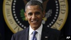 El presidente Obama dedicó su mensaje semanal de los sábados a rendir homenaje a los deportistas estadounidenses.