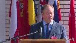 Wolf-Diether Roepke iz sektora civilne spremnosti NATO saveza o civilnoj vježbi u BiH
