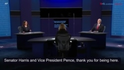 Vice Presidential Debate October 2020