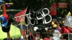 Aumentan detenciones de manifestantes en Venezuela