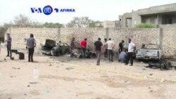 VOA60 AFIRKA: Libya Wata Mota Dauke Da Bom Ta Fashe A Kusa Da Wani Kurkuku, Satumba 10, 2015