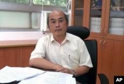 台湾政治大学历史系教授刘维开
