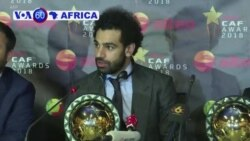 Mohamed Salah umukinnyi w'Afurika w'Umwaka