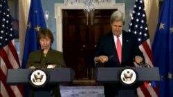 2014-05-07 美國之音視頻新聞: 美國對南蘇丹政府軍和反政府武裝將領實行制裁