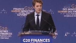 G20集团财长承诺解决欧债危机