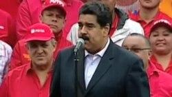 Maduro denuncia complot internacional contra Venezuela
