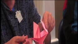 Terapi Seni Lipat Origami - Liputan Feature VOA
