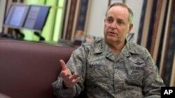 美國空軍參謀長威爾什