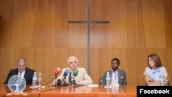 Apresentação do Relatório Económico de Angola da Universidade Católica em Luanda.