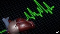 Penyakit jantung adalah pembunuh nomor satu orang Amerika.