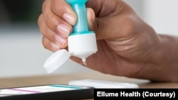 A new at-home test for the coronavirus has been approved by the U.S. Food and Drug Administration. The test will cost about $30 and will be available over-the-counter, according to the company who makes it, Ellume.