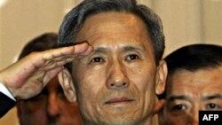 Bộ trưởng Quốc phòng Nam Triều Tiên Kim Kwan-jin