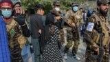 Kabul women protest 4